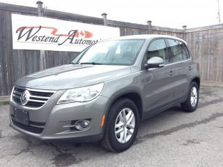 Used 2009 Volkswagen Tiguan TRENDLINE AWD for sale in Stittsville, ON