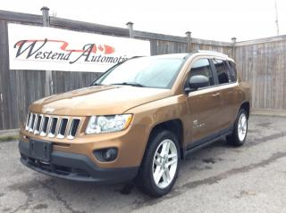 Used 2011 Jeep Compass 70th Anniversary for sale in Stittsville, ON