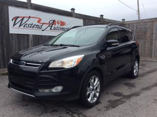 Used 2013 Ford Escape SEL  AWD for sale in Stittsville, ON