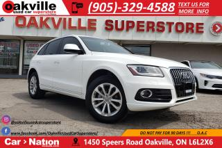 Used 2015 Audi Q5 2.0T PROGRESSIV | PANOROOF | LEATHER | HTD SEATS for sale in Oakville, ON