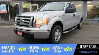 Used 2012 Ford F-150 XLT ** Clean CarFax, Rear Wheel Drive, 4 New Tires for sale in Bowmanville, ON