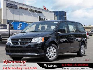 New 2019 Dodge Grand Caravan CANADA VALUE PACKAGE for sale in Etobicoke, ON
