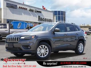 New 2019 Jeep Cherokee NORTH 4X4 for sale in Etobicoke, ON