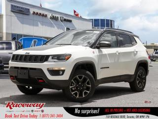 New 2019 Jeep Compass Trailhawk 4x4 for sale in Etobicoke, ON