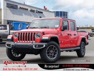 New 2020 Jeep Gladiator Overland 4x4 for sale in Etobicoke, ON