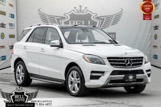 Used 2015 Mercedes-Benz ML-Class ML 350 BlueTEC, PREMIUM PKG,360 CAM, NAVI, PANO ROOF for sale in Toronto, ON