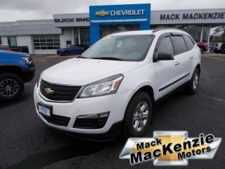 Used 2016 Chevrolet Traverse LS for sale in Renfrew, ON