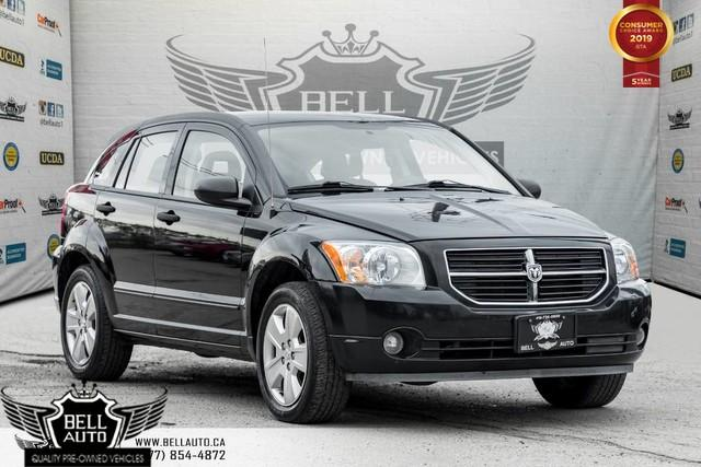 2007 Dodge Caliber SXT, A/C, PWR SEAT & MIRROR, CRUISE CNTRL, AM/FM RADIO