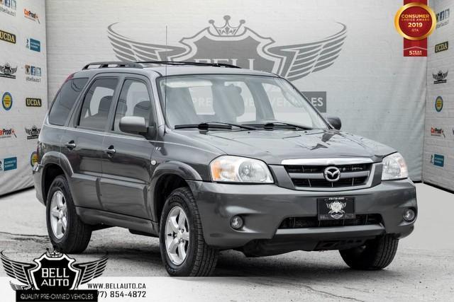 2006 Mazda Tribute GS, PREMIUM AUDIO, A/C, CRUISE CNTRL, PWR LOCK & WINDOWS