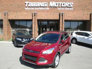 Used 2016 Ford Escape SE | AWD | BIG SCREEN | REAR CAM | HEATED SEATS | B\T for sale in Mississauga, ON