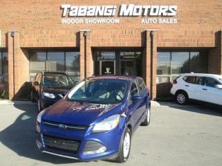 Used 2014 Ford Escape SE | AWD | NO ACCIDENTS | HEATED SEATS | REAR CAM | B\T for sale in Mississauga, ON
