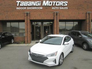 Used 2019 Hyundai Elantra PREFERRED | NO ACCIDENTS | BLIND SPOT | 20 TO CHOSE FROM for sale in Mississauga, ON