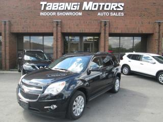 Used 2011 Chevrolet Equinox LT | NO ACCIDENTS | KEYLESS | CRUISE | POWER GROUP |B\T for sale in Mississauga, ON