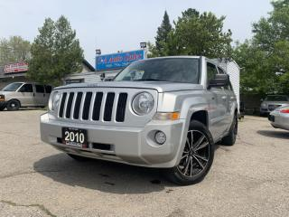 Used 2010 Jeep Patriot 4WD 4dr Sport *Ltd Avail* AMAZING CONDITION & ACCIDENT FREE* for sale in Brampton, ON