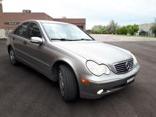 Used 2003 Mercedes-Benz C-Class 4dr Sdn 2.6L AWD for sale in Mississauga, ON