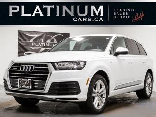 Used 2017 Audi Q7 3.0T Quattro TECHNIK, S-LINE, 7 PASSENGER, Navi for sale in Toronto, ON