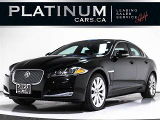 Used 2013 Jaguar XF SUPERCHARGED, AWD, NAVI, CAM, BLINDSPOT for sale in Toronto, ON