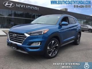 New 2019 Hyundai Tucson 2.4L Ultimate AWD  - Navigation - $217.87 B/W for sale in Simcoe, ON