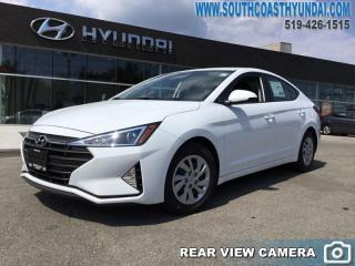 Used 2020 Hyundai Elantra Essential Manual  - Stick Shift - $103 B/W for sale in Simcoe, ON