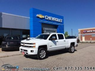 Used 2018 Chevrolet Silverado 2500 HD LTZ  -  1LZ Package for sale in Bolton, ON