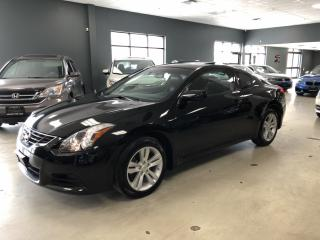 Used 2012 Nissan Altima 2.5 S*LEATHER*SUNROOF*BACK-UP CAMERA*LOW KM*ONE OW for sale in North York, ON