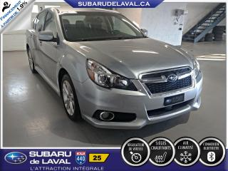 Used 2014 Subaru Legacy 2.5i Commodité Awd ** Sièges chauffants for sale in Laval, QC