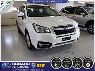 Used 2017 Subaru Forester for sale in Laval, QC