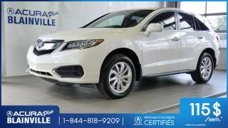 Used 2017 Acura RDX technologie for sale in Blainville, QC