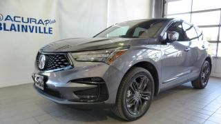 Used 2019 Acura RDX A-Spec for sale in Blainville, QC