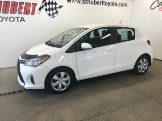 Used 2015 Toyota Yaris Le, A/c, Cruise, Gr for sale in St-Hubert, QC