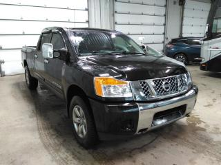 Used 2015 Nissan Titan for sale in Lévis, QC