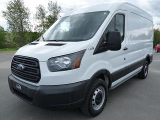 Used 2016 Ford Transit T250 TOIT MOYEN EMPATTEMENT 130P, CAMÉRA for sale in Vallée-Jonction, QC