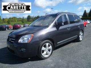 Used 2007 Kia Rondo Ex cuir-toit  7 passagers for sale in East broughton, QC