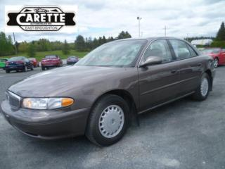 Used 2004 Buick Century for sale in East broughton, QC