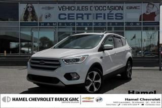 Used 2017 Ford Escape SE for sale in St-Léonard, QC
