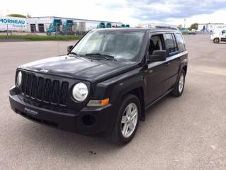 Used 2009 Jeep Patriot 4 RM, 4 portes, Sport for sale in Quebec, QC