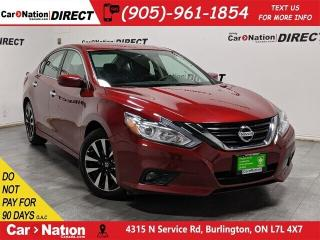 Used 2018 Nissan Altima 2.5 SV| SUNROOF| POWER DRIVERS SEAT| for sale in Burlington, ON