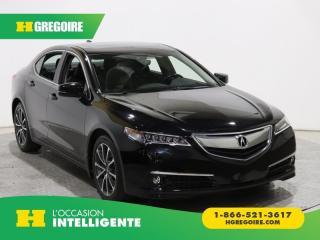 Used 2015 Acura TLX V6 ELITE GR ELECT for sale in St-Léonard, QC