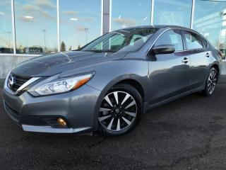 Used 2018 Nissan Altima SV,Sunroof, Back Up Camera, Heated Seats, Power Seats for sale in Edmonton, AB