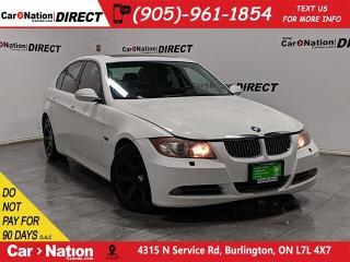 Used 2006 BMW 330i i| AS-TRADED| SUNROOF| BACK UP SENSORS| for sale in Burlington, ON