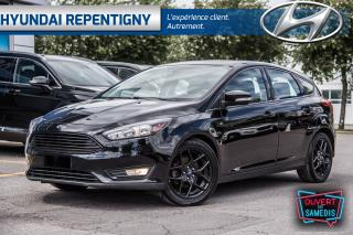 Used 2017 Ford Focus Sel Edition All for sale in Repentigny, QC