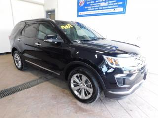 Used 2019 Ford Explorer Limited LEATHER NAVI SUNROOF for sale in Listowel, ON