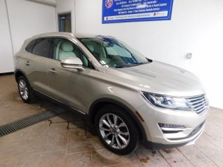Used 2015 Lincoln MKC AWD SUNROOF LEATHER NAVI for sale in Listowel, ON