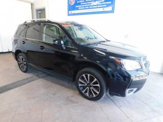 Used 2017 Subaru Forester 2.0XT TOURING LEATHER NAVI SUNROOF for sale in Listowel, ON