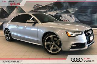 Used 2015 Audi S5 3.0T Technik + Sport Diff | Blk Optics | Rear Cam for sale in Whitby, ON