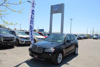 Used 2011 BMW X3 xDrive28i for sale in Whitby, ON