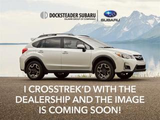 Used 2016 Subaru XV Crosstrek Touring Pkg CVT CERTIFIED PRE-OWNED   BLUETOOTH   REAR CAMERA   HEATED SEATS for sale in Vancouver, BC