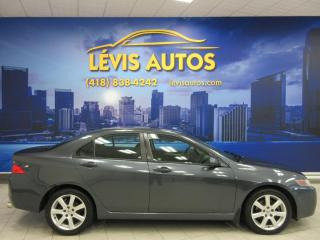 Used 2005 Acura TSX AUTOMATIQUE CUIR TOIT OUVRANT ! for sale in Lévis, QC