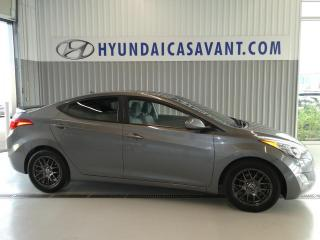 Used 2013 Hyundai Elantra Berline 4 portes, boîte manuelle, GLS *D for sale in St-Hyacinthe, QC
