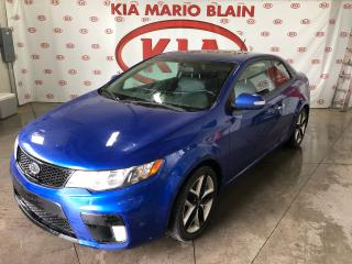 Used 2010 Kia Forte Koup 2.4l Sx Cuir for sale in Ste-Julie, QC